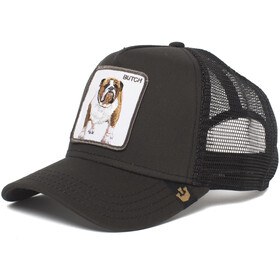 Goorin Bros. Butch Casquette trucker, black